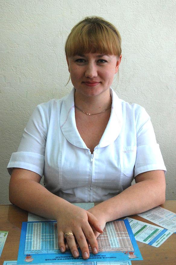 Наталья Владимировна Кулик