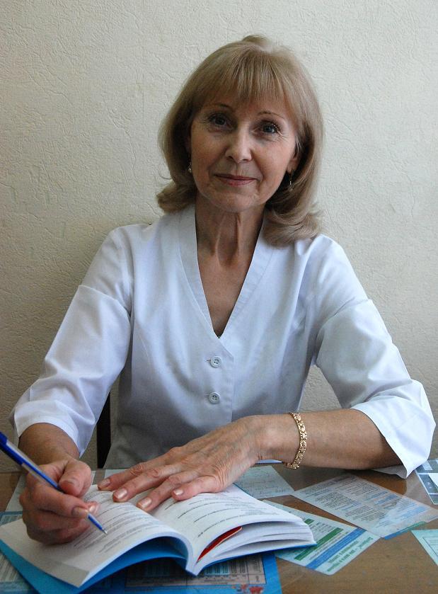 Людмила Михайловна Новикова