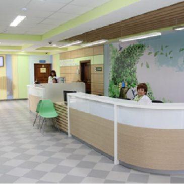 В Алтайской краевой клинической детской больнице в День защиты детей пройдут бесплатные диагностические осмотры