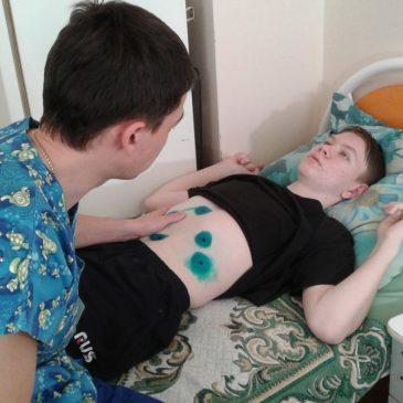 Алтайские хирурги сделали редкую операцию на пищеводе