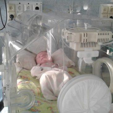 Спасли жизнь: алтайские хирурги восстановили целостность пищевода новорожденному