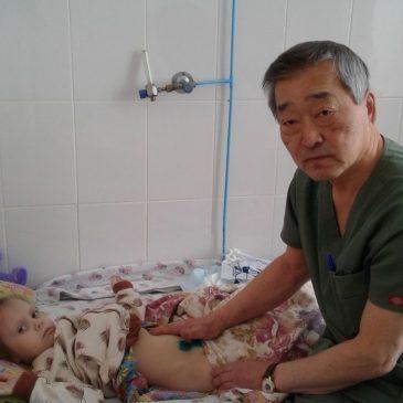 Алтайские хирурги выполнили редкую высокотехнологичную операцию на мочеточнике