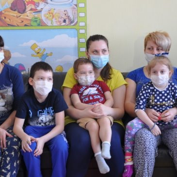 Онкологическое отделение Алтайского краевого клинического центра охраны материнства и детства планируют значительно расширить.