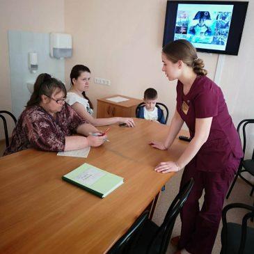 В Барнауле открыли первую в Алтайском крае школу для родителей детей, страдающих эпилепсией