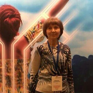 Заведующая нефрологическим отделением Алтайского краевого клинического центра охраны материнства и детства Людмила Новикова побывала на крупнейшем фармацевтическом симпозиуме, посвященном лечению редких заболеваний с использованием препаратов моноклональных антител