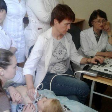 Кардиологи Алтайского края и Томска провели совместное обследование детей с сердечно-сосудистой патологией
