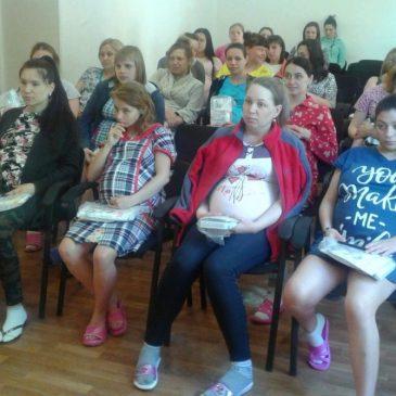 В Алтайском краевом клиническом центре охраны материнства и детства открыли школу для пациентов по профилактике употребления табачных изделий