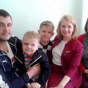 Детский омбудсмен посетила Алтайский краевой клинический центр охраны материнства и детства
