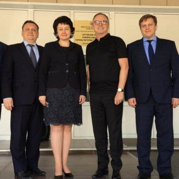 Алтайский край вошел в крупный федеральный проект для детей, находящихся на длительном лечении в медицинских учреждениях
