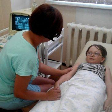 В Алтайском краевом центре охраны материнства и детства начали осваивать новую методику обследования детей с нарушениями функции нижних мочевых путей