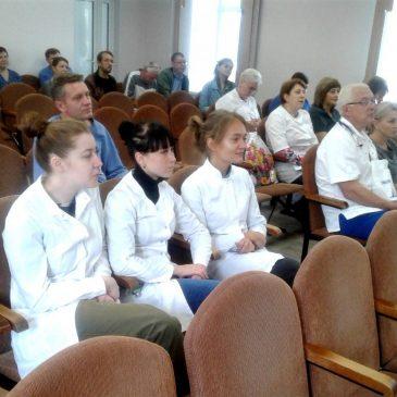В Алтайский край приехали лучшие детские анестезиологи-реаниматологи и специалисты по паллиативной помощи РФ