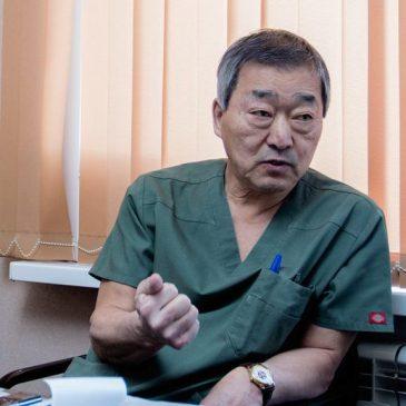Заместитель главного врача по хирургии Центра охраны материнства и детства награжден орденом Почета