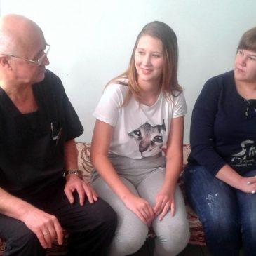 Ортопеды Алтайского краевого клинического центра охраны материнства и детства удалили у жительницы региона доброкачественную опухоль второго ребра