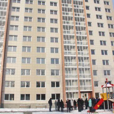 Медицинским работникам Барнаула предоставили служебное жилье