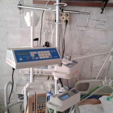 Центр охраны материнства и детства готов к работе в условиях распространения коронавирусной инфекции среди детей