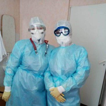 Порядка 6 миллионов рублей получили из федерального центра сотрудники детского ковидного госпиталя Центра охраны материнства и детства