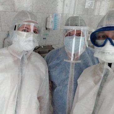В Алтайском крае создан запас средств индивидуальной защиты для медиков