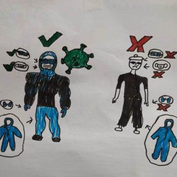 Как переносят коронавирус дети Алтайского края?